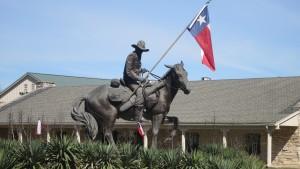 TexasRangersMountedStatueIMG_3585